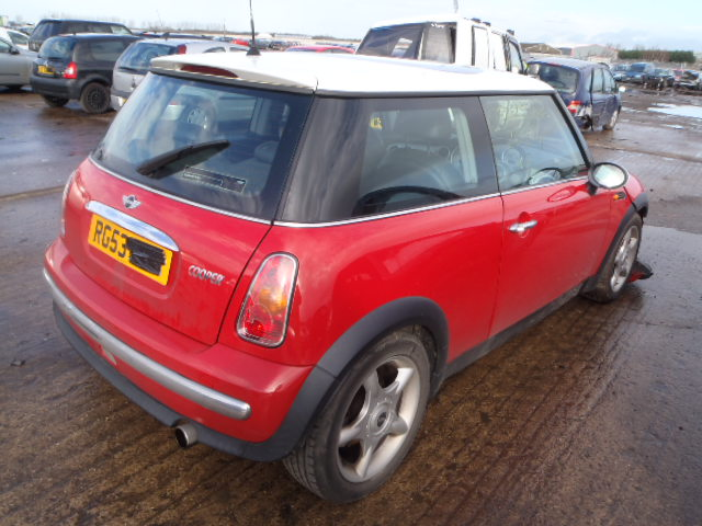 04 Red 1.6 BMW Mini Cooper - 2