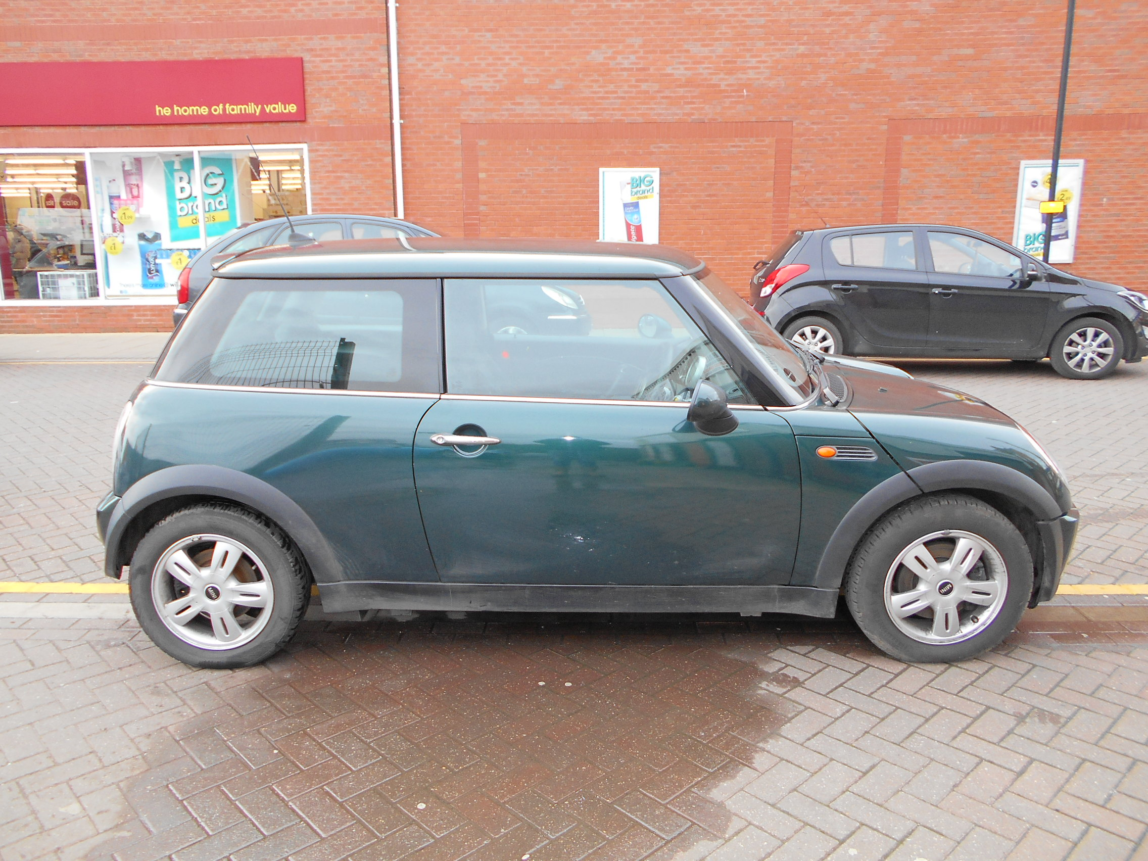 06 Green 1.6 BMW Mini One - 1