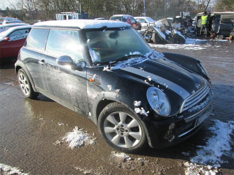 05 Black 1.6 BMW Mini Cooper