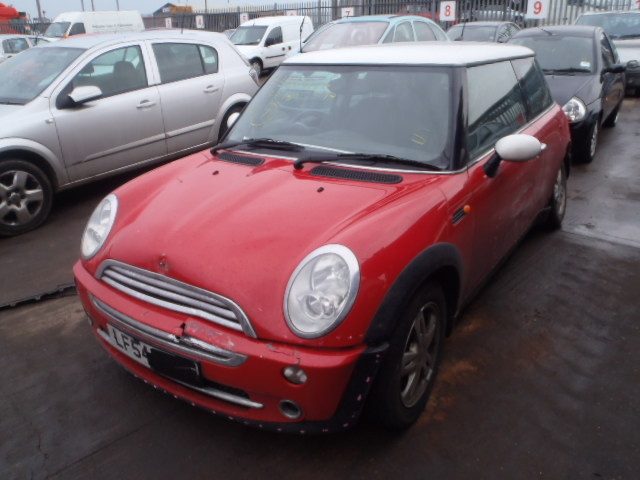 05 Red 1.6 BMW Mini Cooper