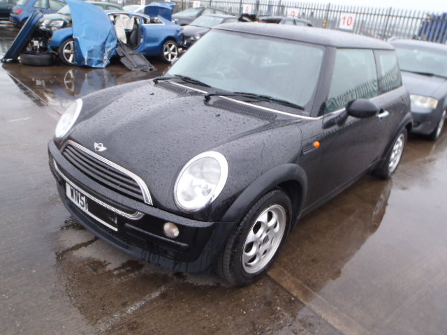01 Black 1.6 BMW Mini One