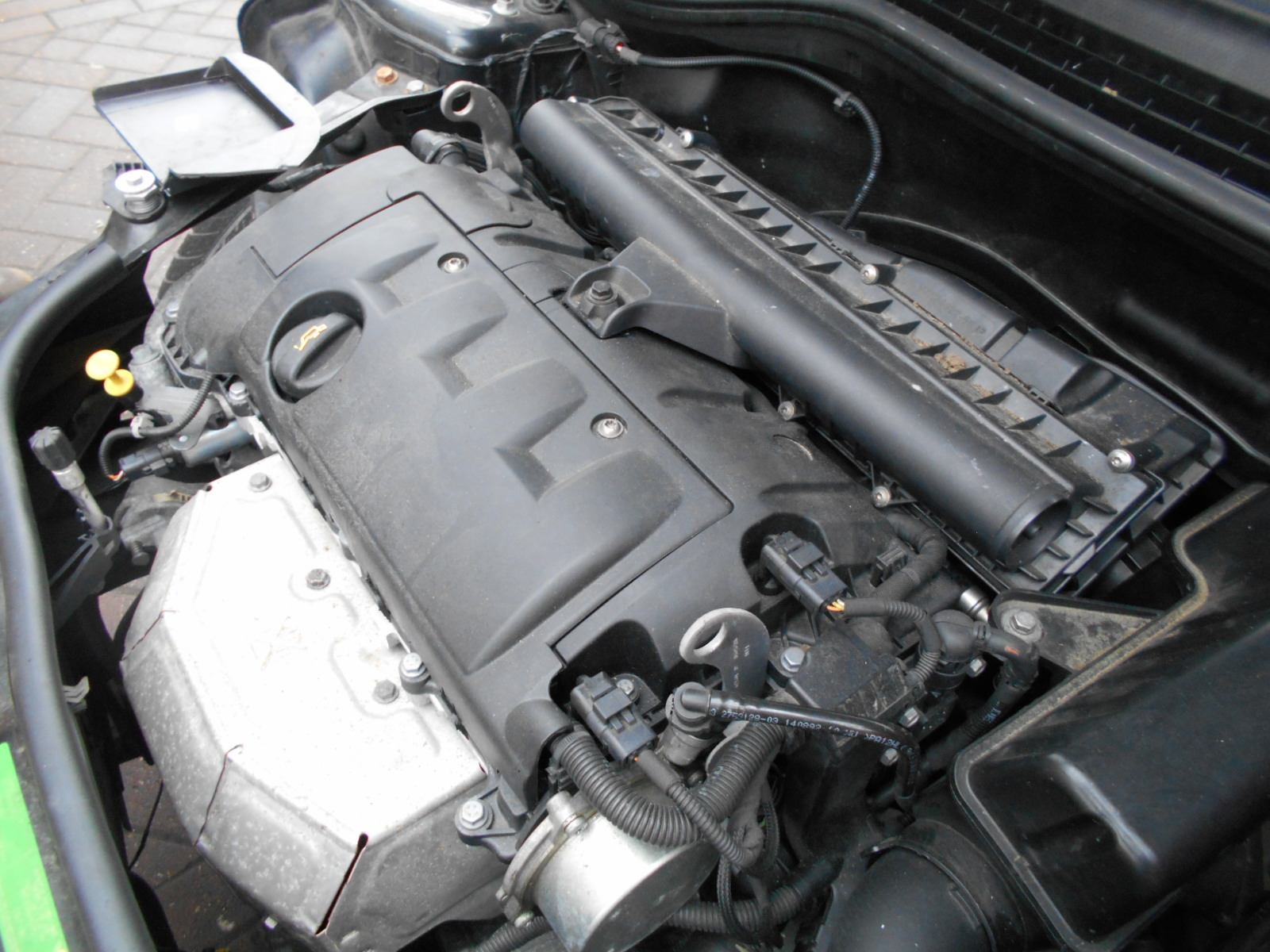 08 Black 1.4 BMW Mini One - 8